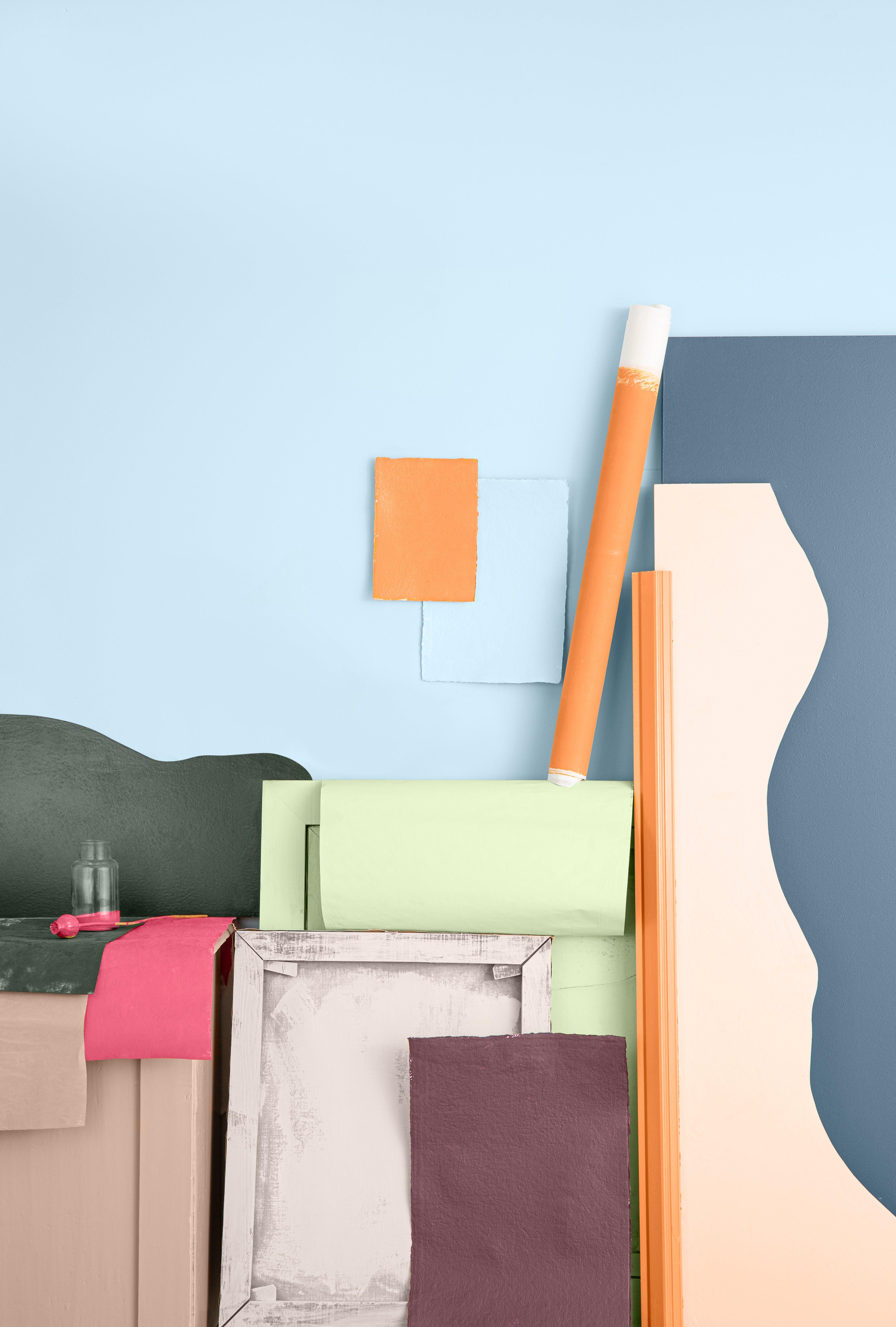 Tikkurila's Color Now 2021 Collection | Paint Colour Cards
