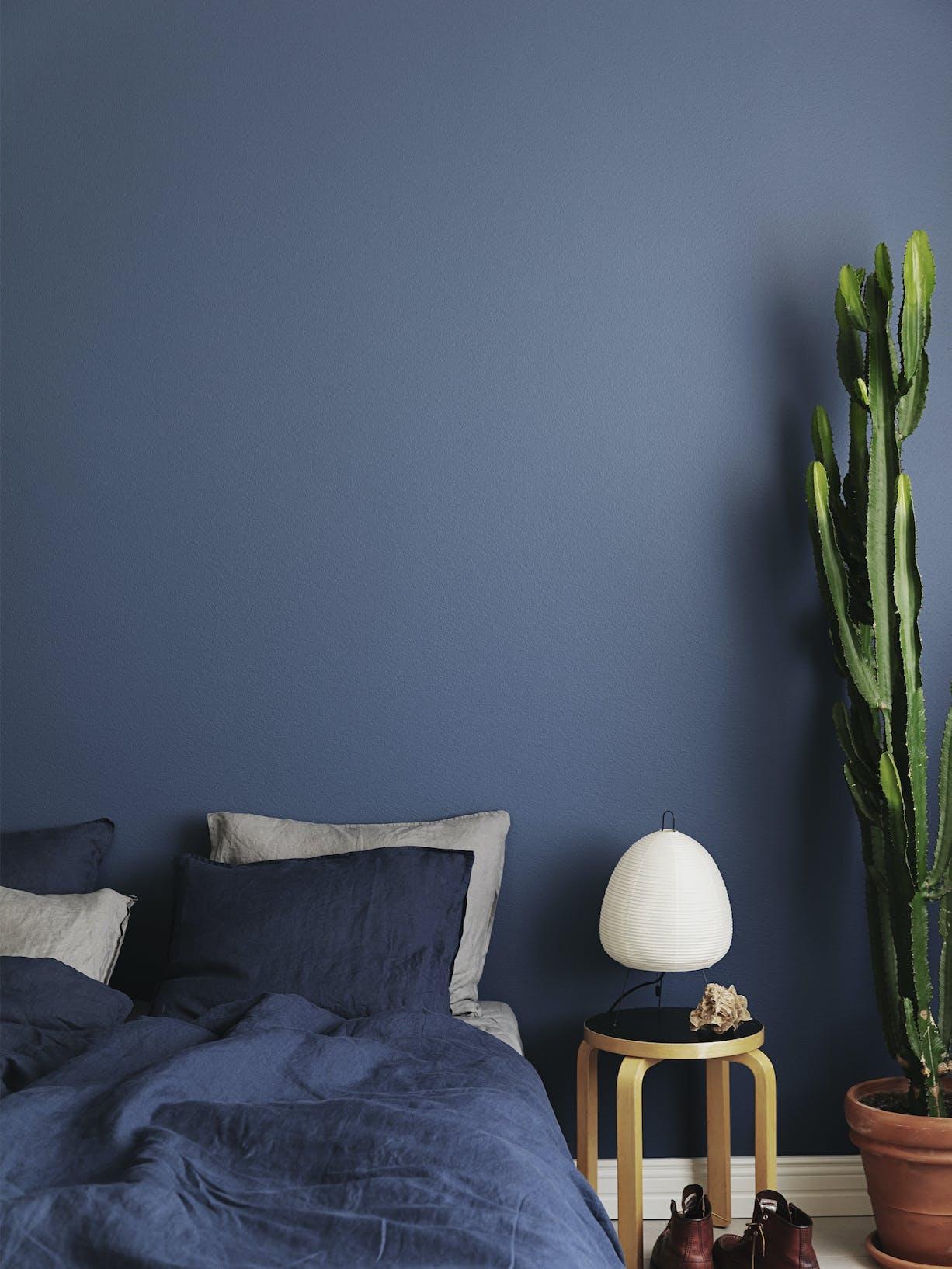 Interior Colour Mood - Calming Blue - Indigo L429 - Left Image
