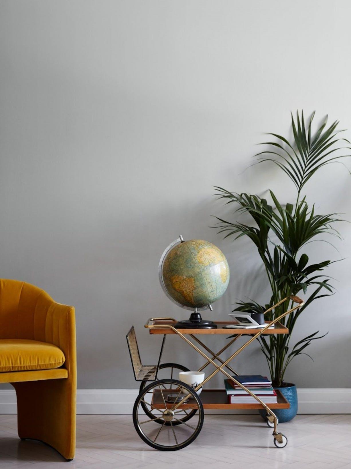 Feel the Colour Collection | Tuft Grey Interior Paint | Tikkurila