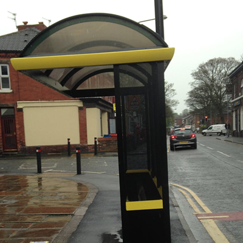 Halton Bus Shelter | Industrial Case Study Image 3