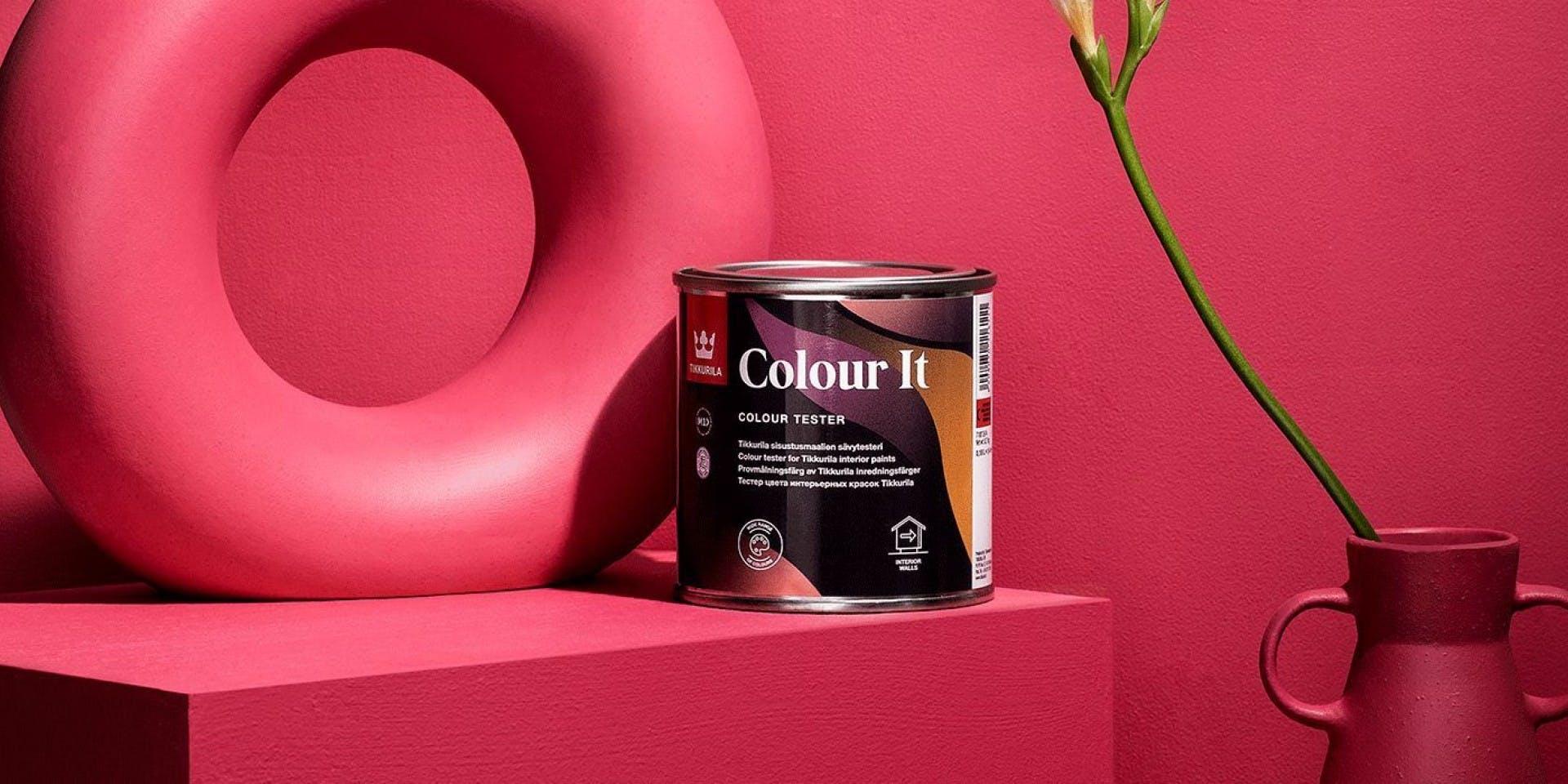 Colour It Interior Sample Pot - Hero Image