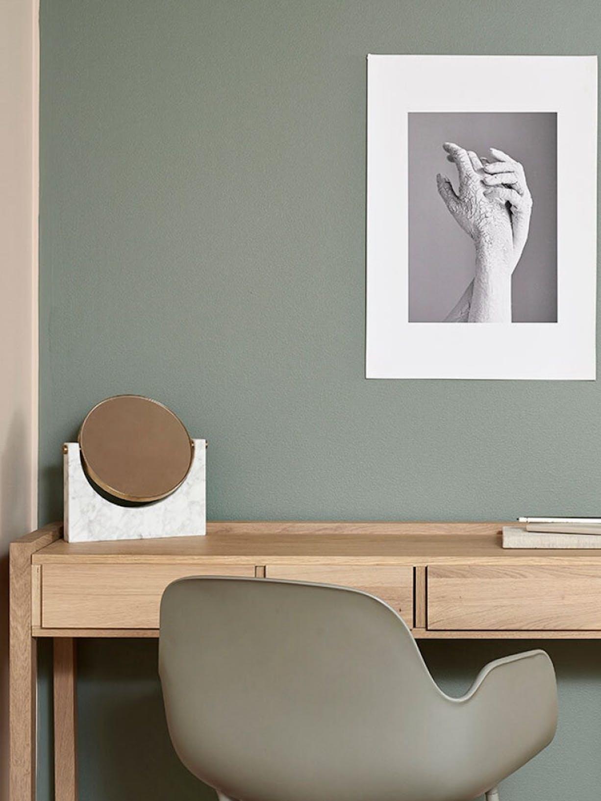 Harmonic Colours Living Room Tikkurila UK left Image