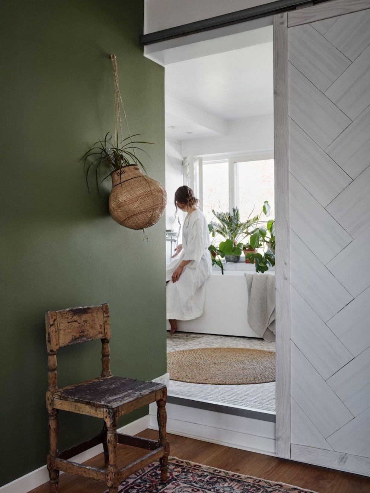Feel the Colour Collection   Bohemian Style Bedroom   Tikkurila