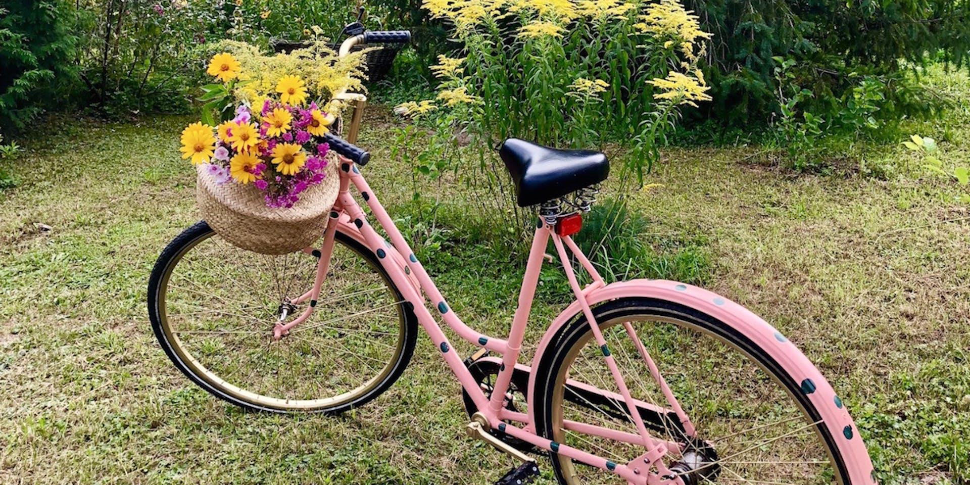Paint Your Bike | Hero Image | Tikkurila