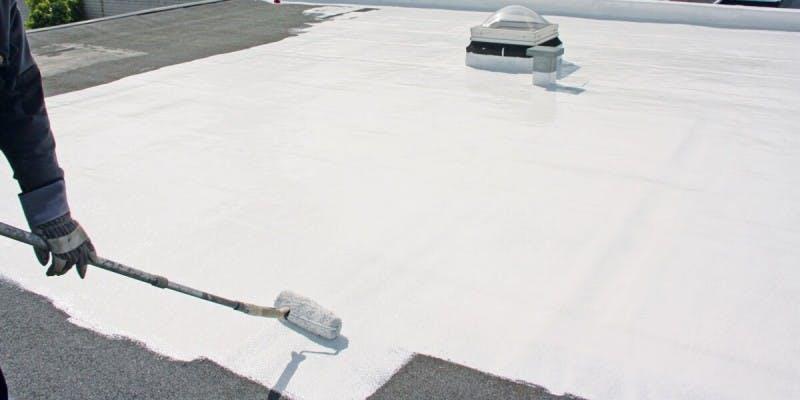 ClimateCooler | Energy-Efficient Roof Treatment Painting Application | Tikkurila