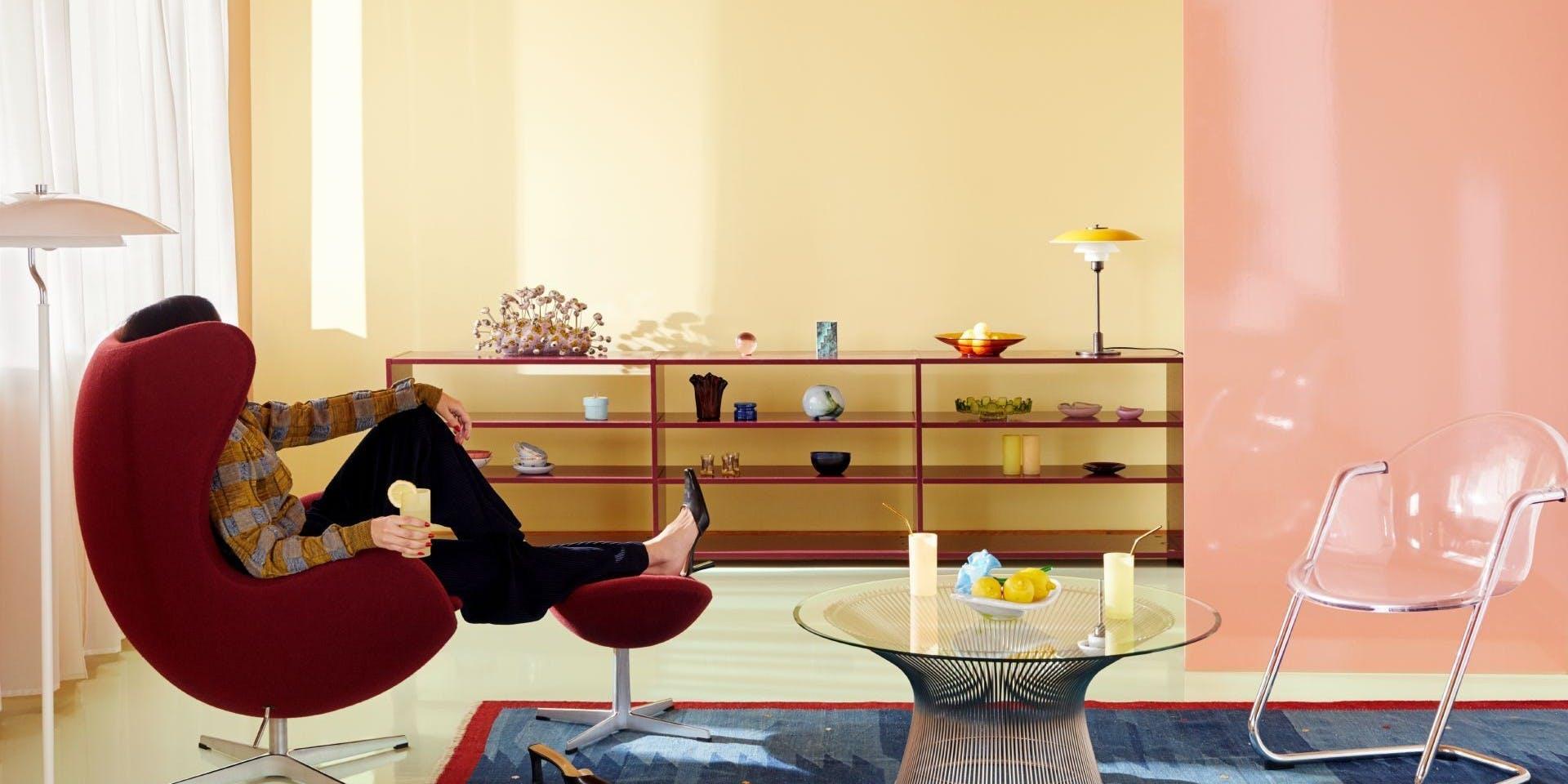 Feel the Colour Collection   Eclectic Interior   Tikkurila