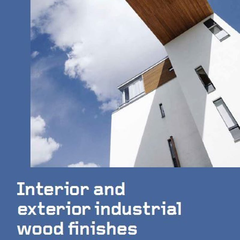 Industrial Wood Finishes | Thumbnail