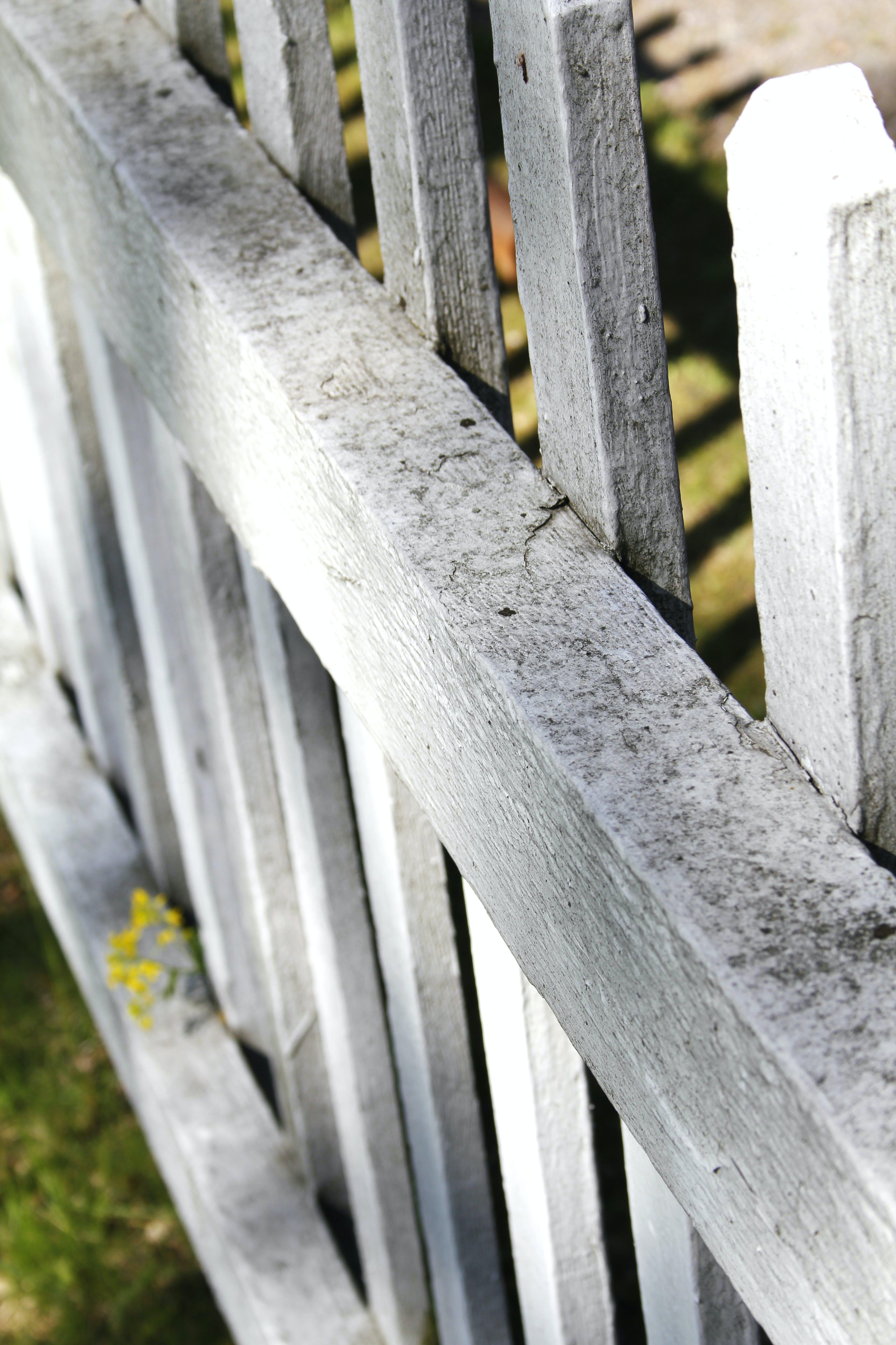 Garden DIY Tips | Dirty Wooden Fence | Tikkurila