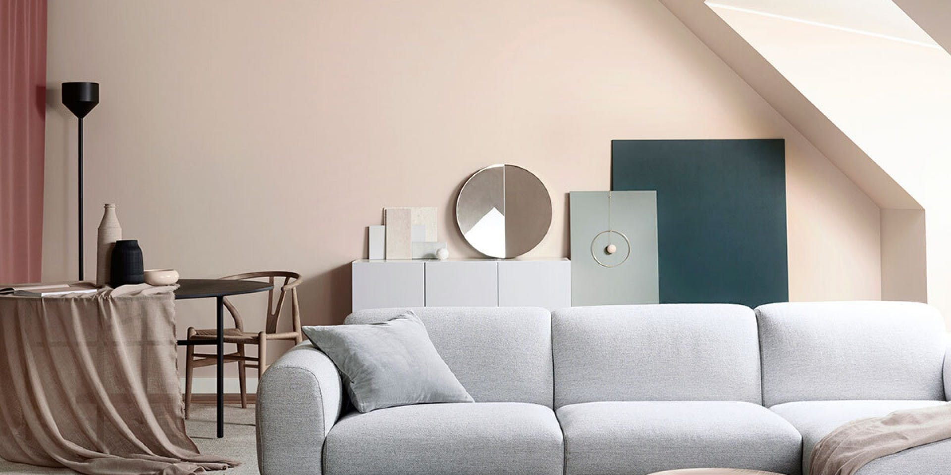 Harmonic Colours Living Room Tikkurila UK Thumbnail Image