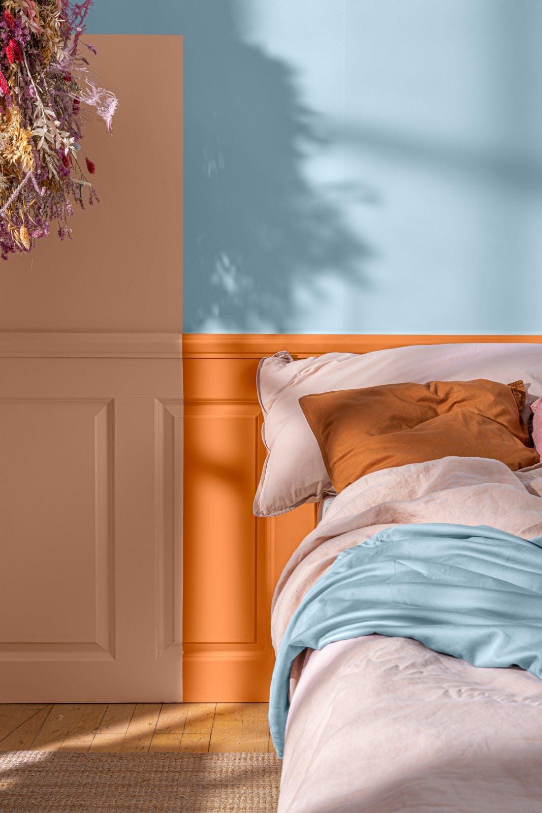 Color Now 2021 | Bedroom Shot | Tikkurila