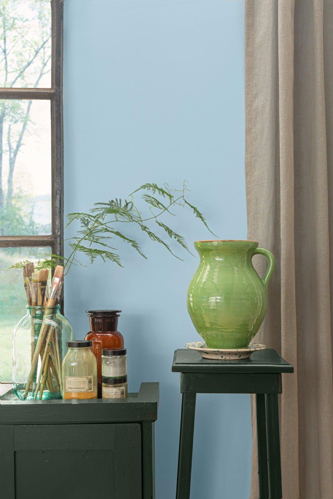 Color Now 2021 | Blue Interior Walls | Tikkurila
