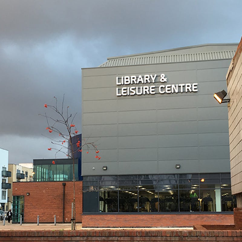 Moss Side Leisure Centre | Industrial Case Study | Image 1