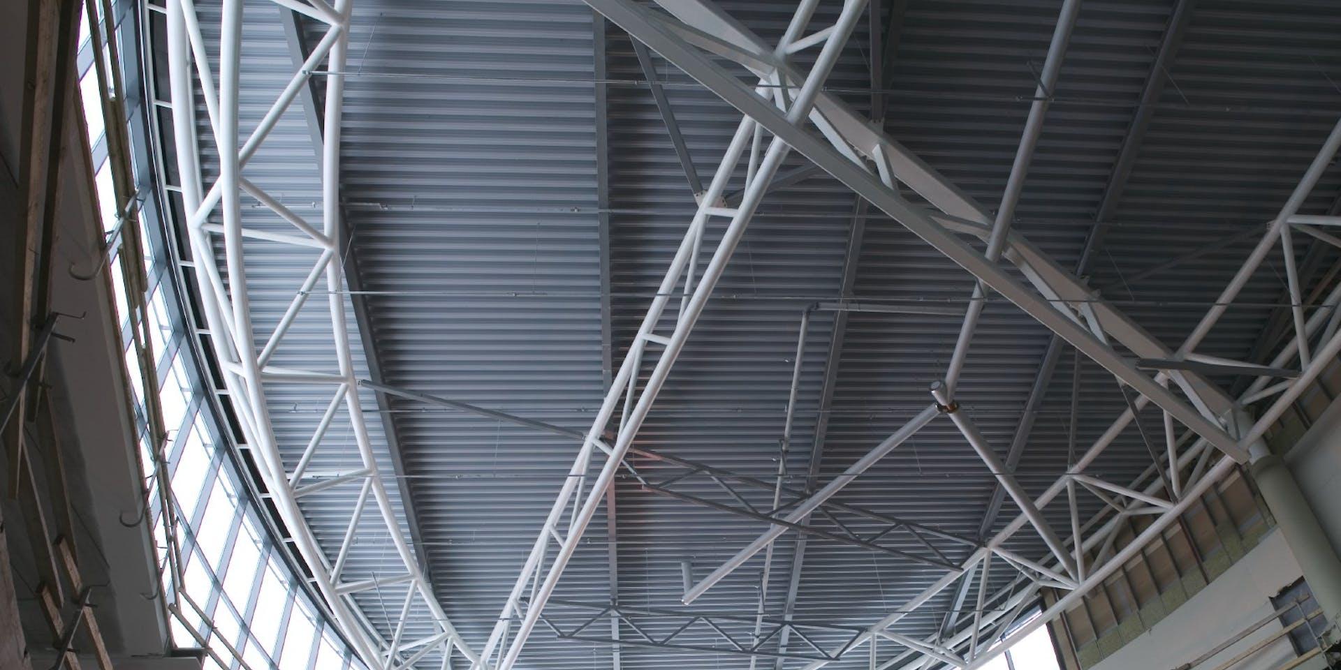 Interior Steel Surfaces Hero Image