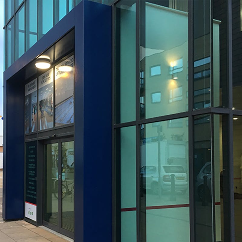 Moss Side Leisure Centre | Industrial Case Study | Image 3