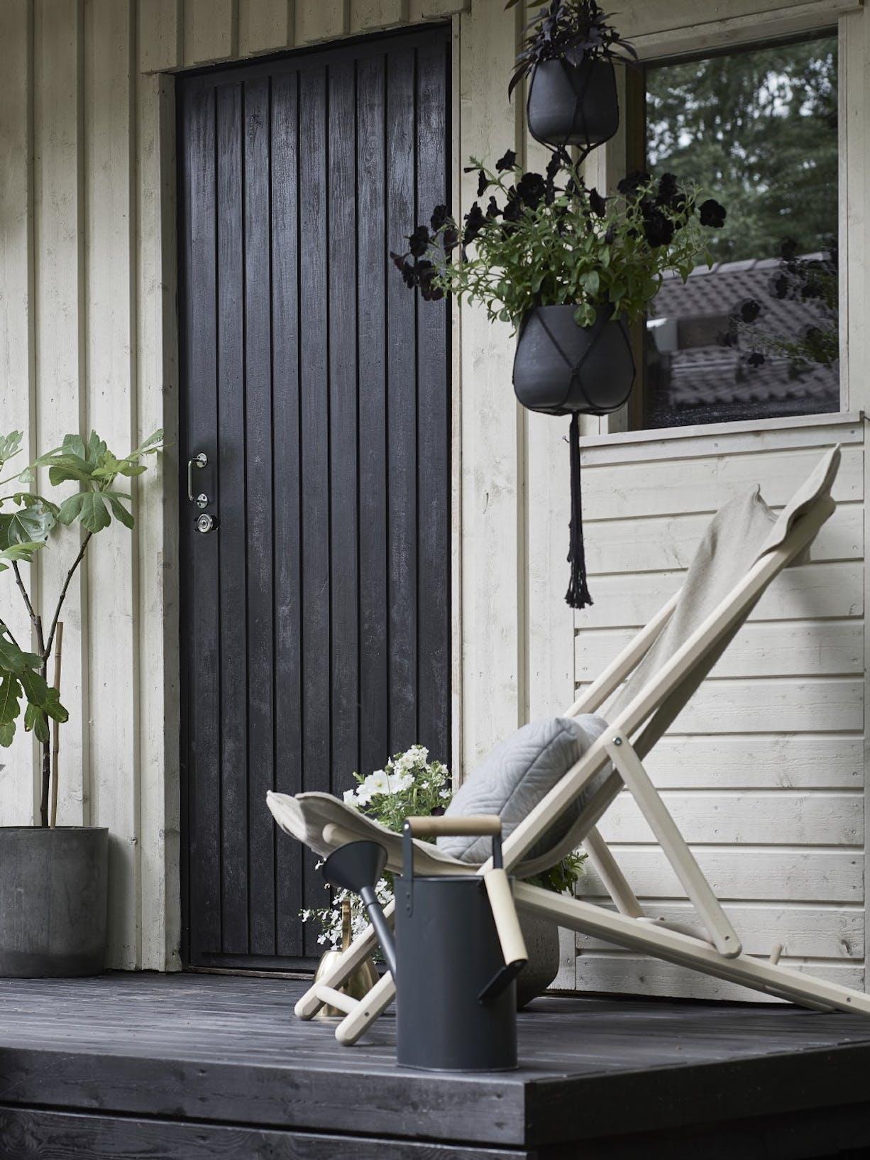 Sustainabile Paint Products - Durable Solutions | Terrace| Tikkurila UK