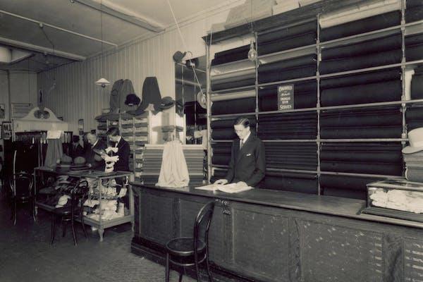 Tillys heritage shop