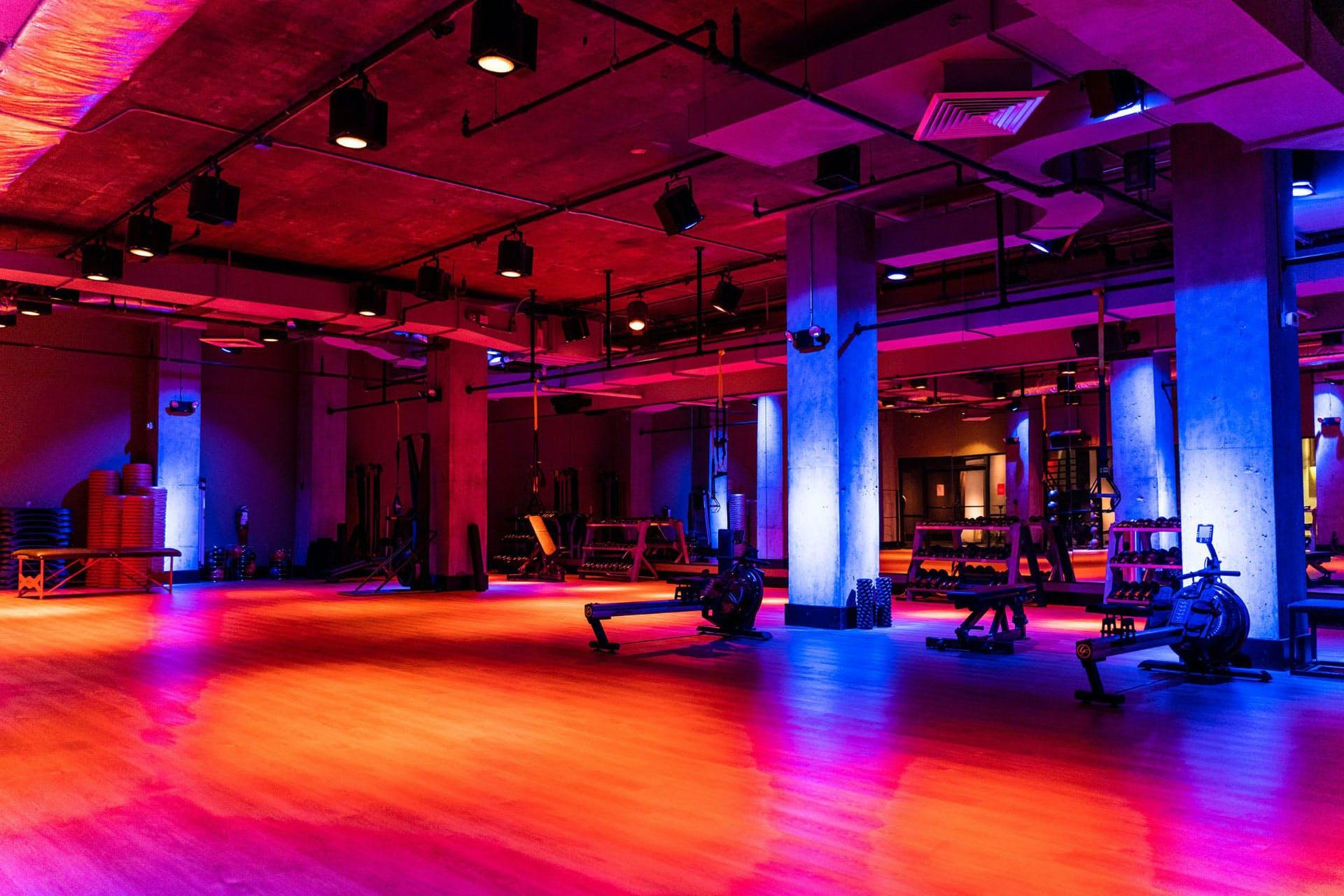 Dance Fitness Studio