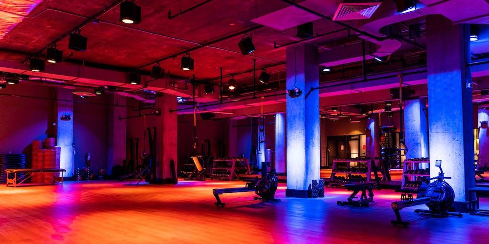 Studio at TMPL gym