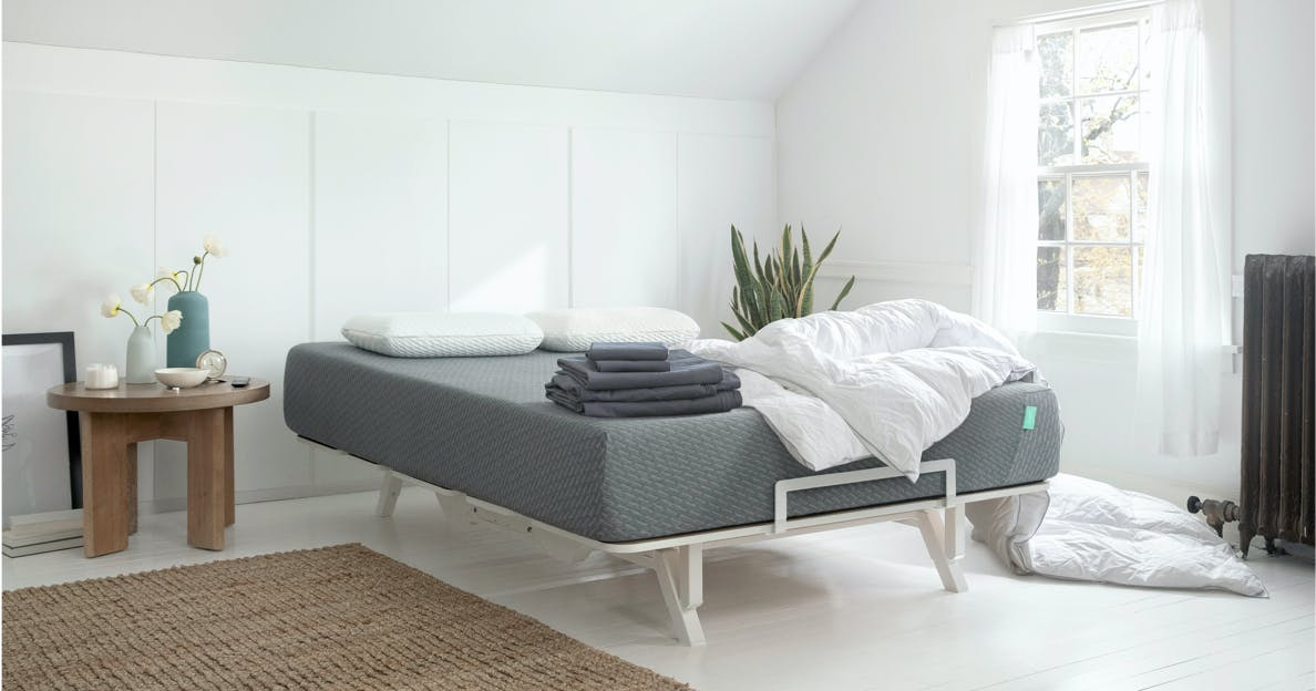 Tuft & Needle Mattress, Bed Frame and Other Accessories