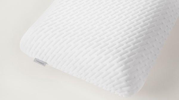 Foam pillow side view