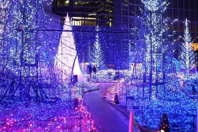 Winter Illuminations in Japan