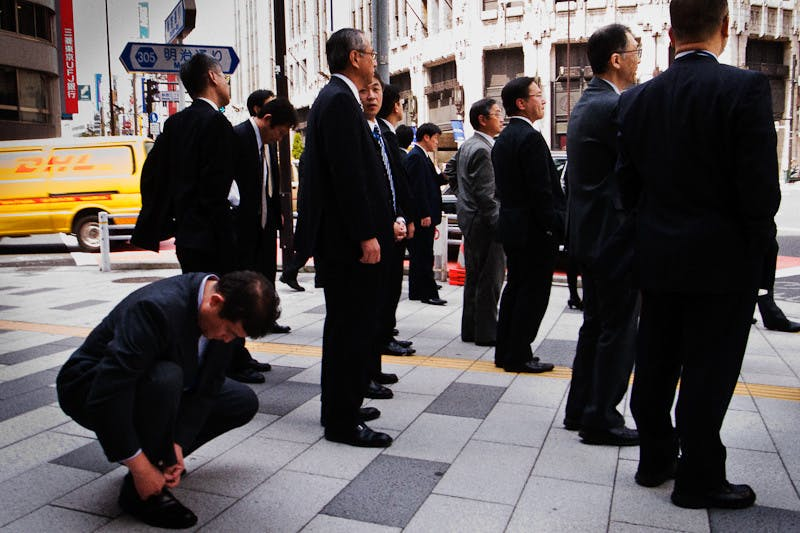 10 Japanese (unwritten!) Rules that you probably didn't know about ...