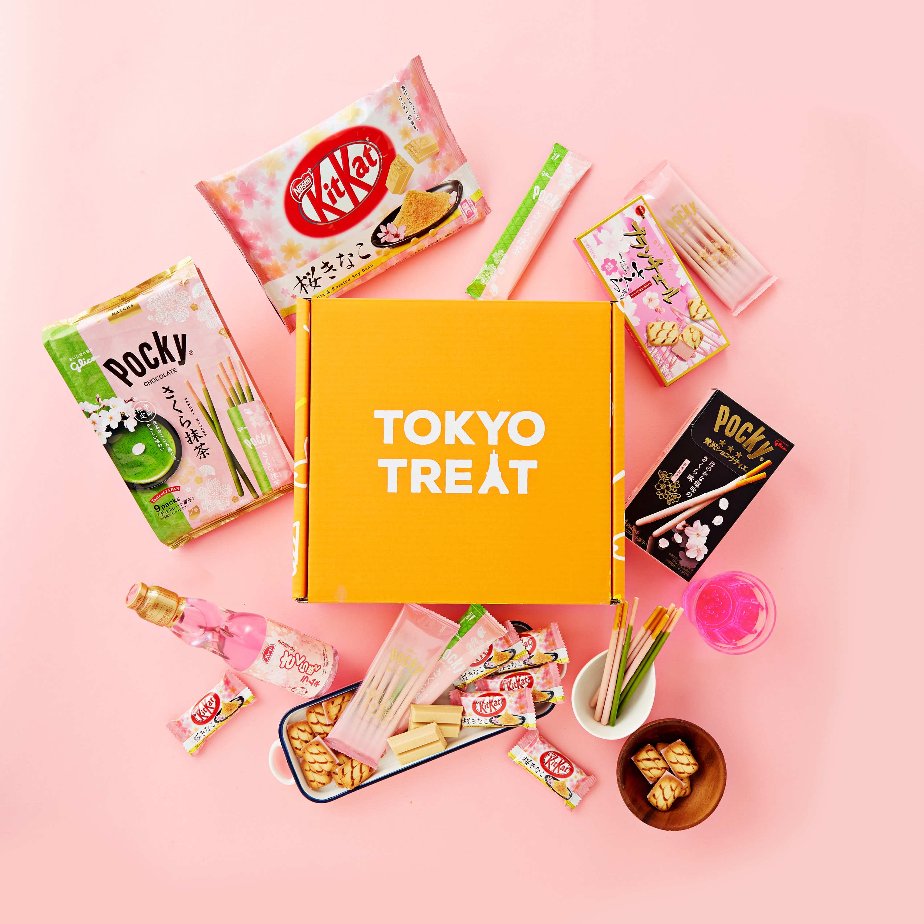 The Ultimate Guide To Japanese Snacks Tokyotreat Japanese Candy Snacks Subscription Box