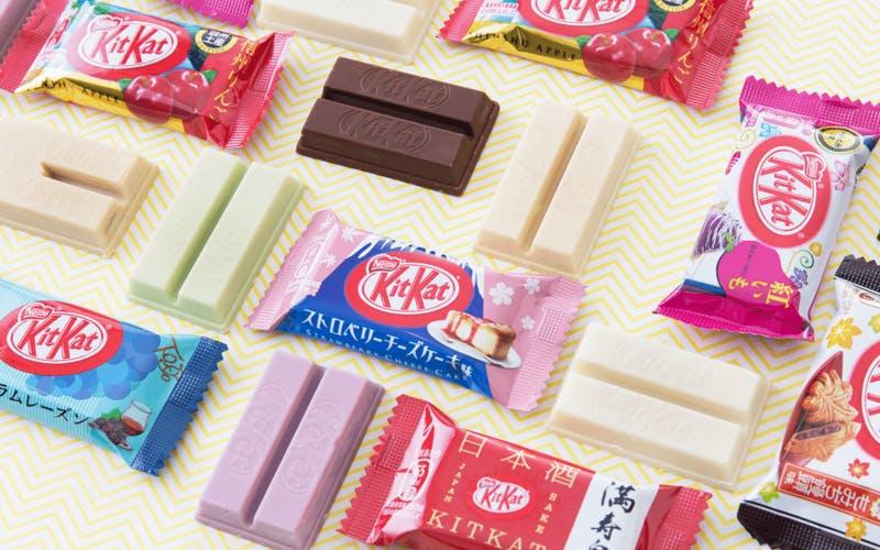Japanese Kit-Kats