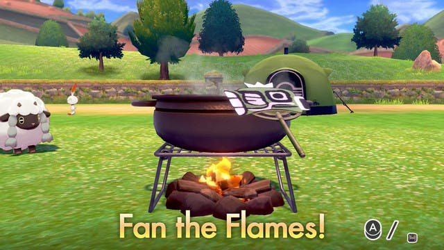 Pokemon Cooking