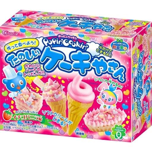 A Japanese DIY Candy Kit