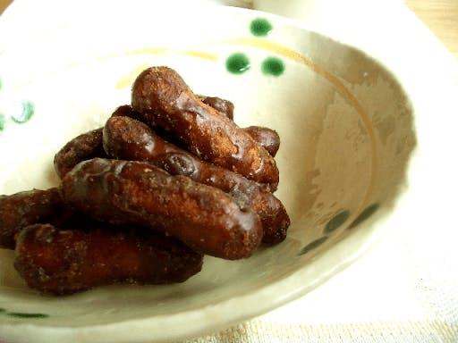 brown sugar dagashi