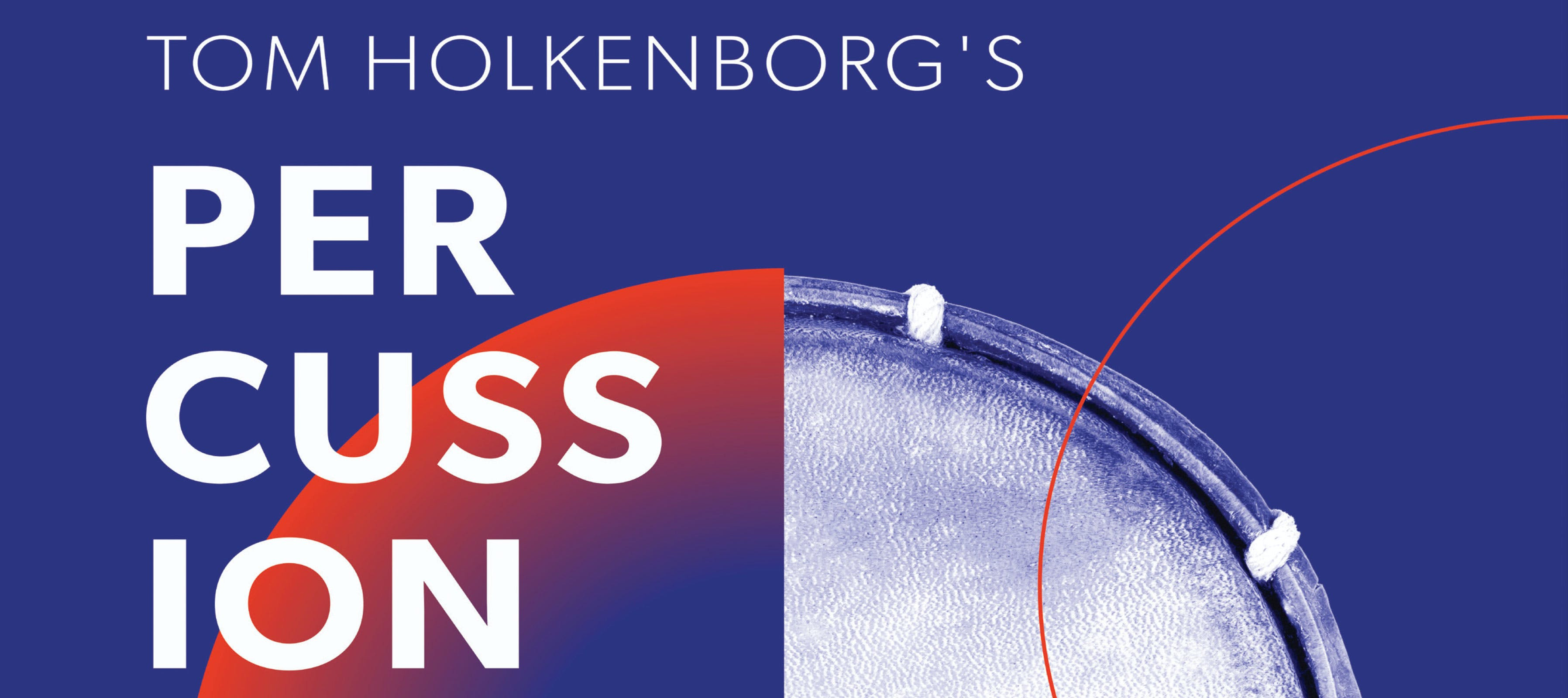Tom Holkenborg's Percussion