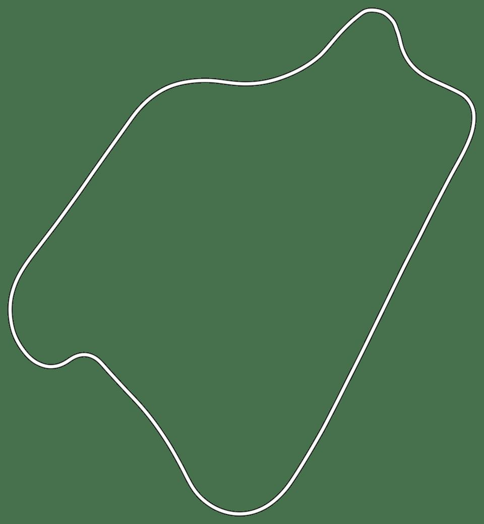 Map of Silverstone International