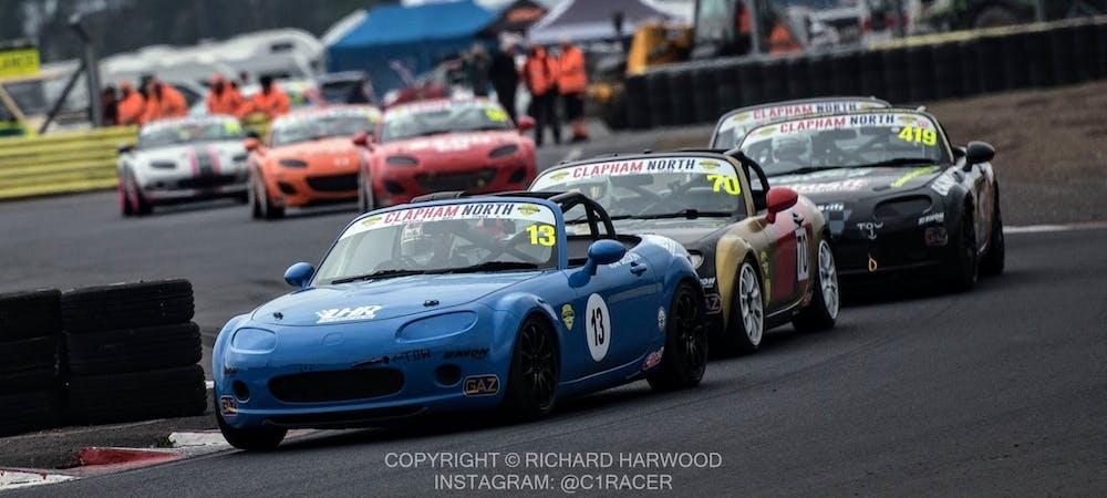 Croft race report