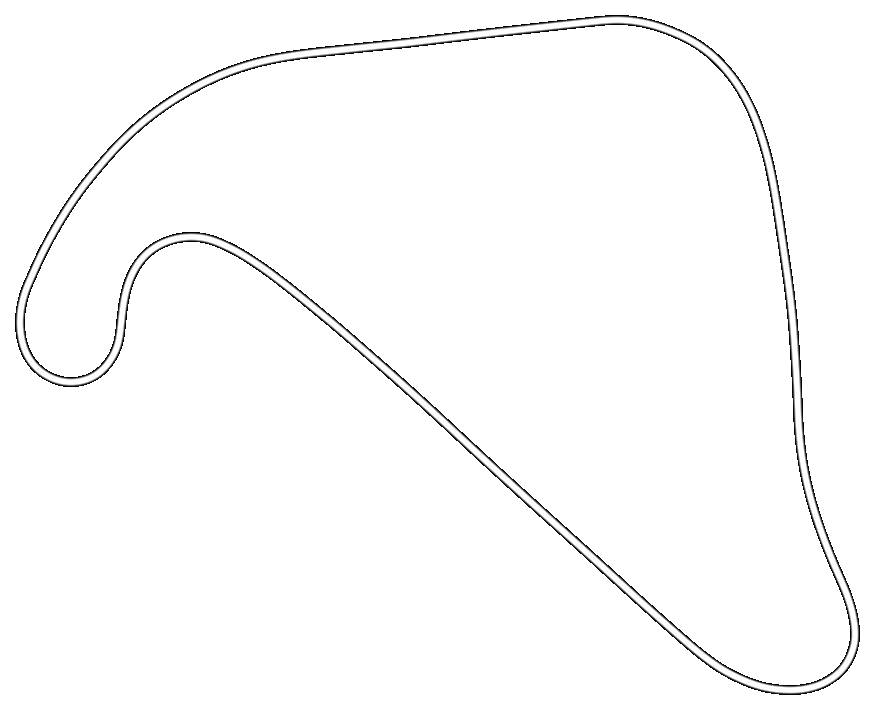 Map of Silverstone National