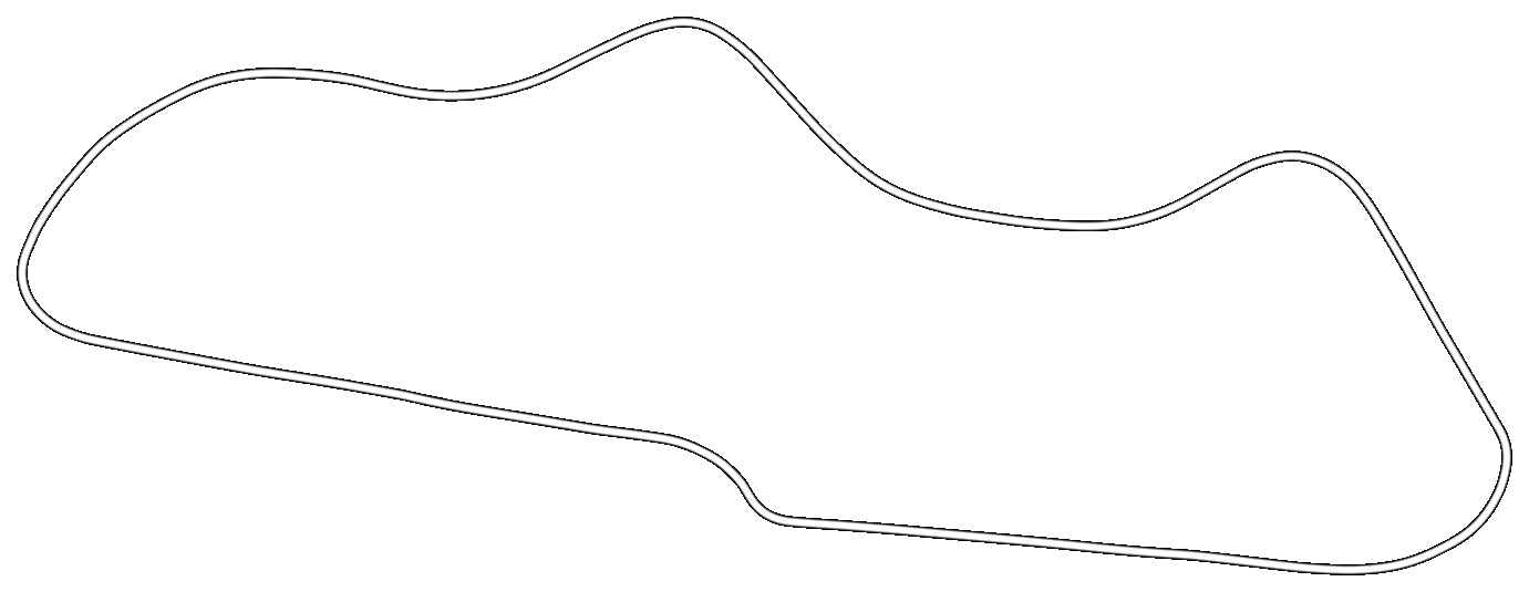 Map of Donington Park National