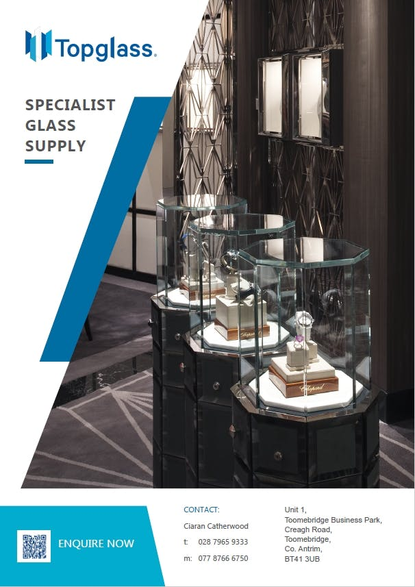 """""""Supply Only Brochure Topglass"""""""