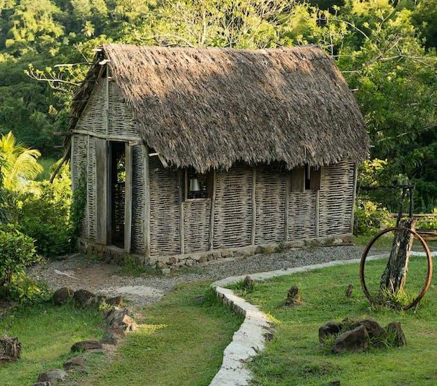 Savane des Esclaves Martinique