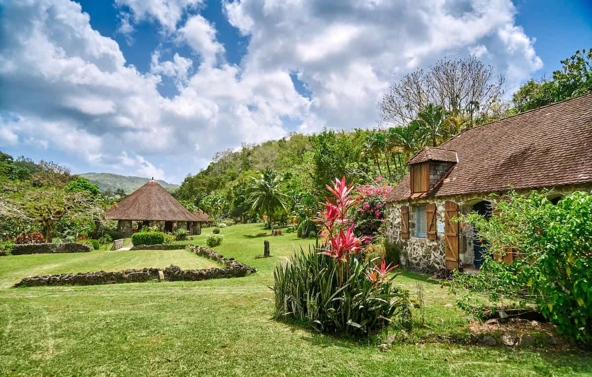 Musée de la Pagerie Martinique