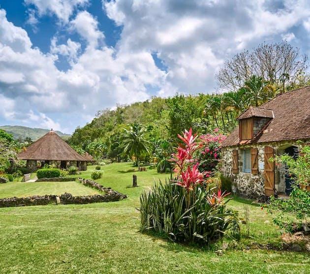 Martinique musée de la Pagerie
