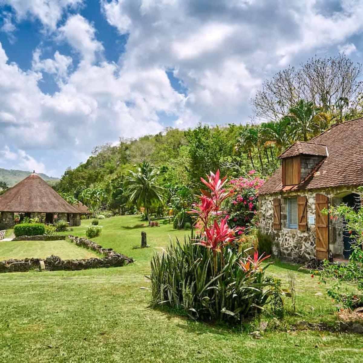 Musée de la Pagerie en Martinique