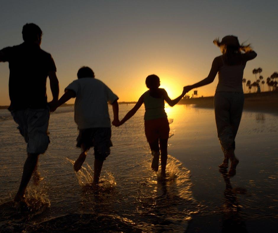 Martinique famille