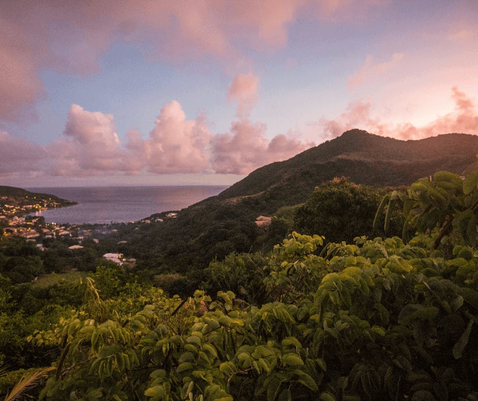 Photo de la Martinique