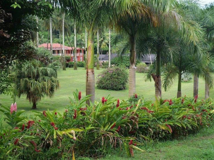 Jardin de l'Habitation Saint-Etienne