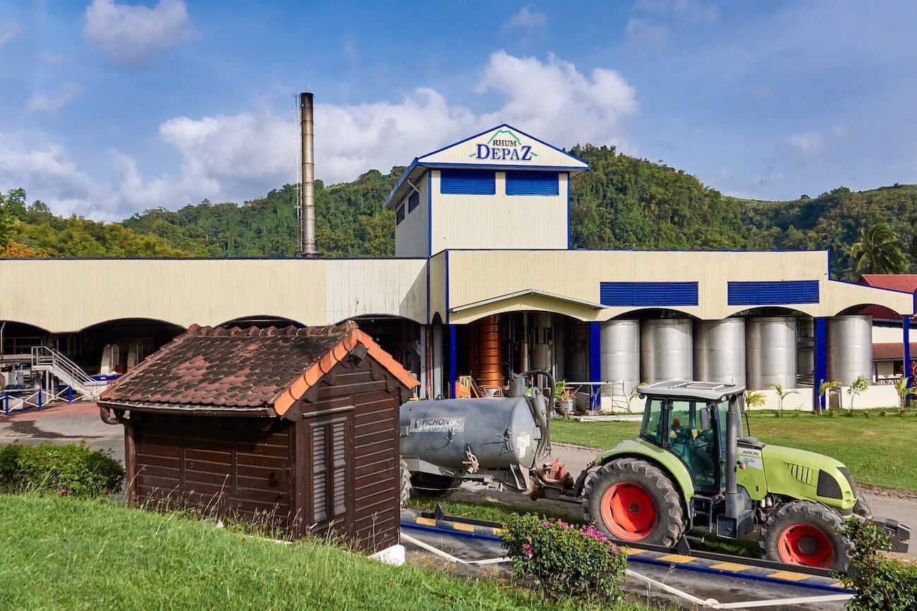 Distillerie Depaz