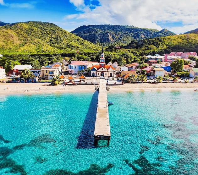 Martinique anse d'Arlets