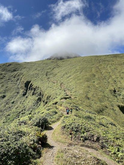 Montagne Pelée rando Martinique