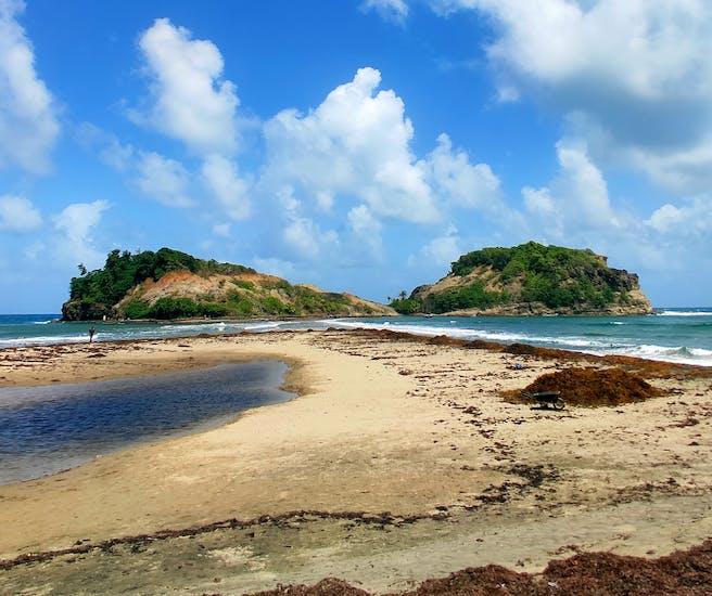 Tombolo Martinique randonnée