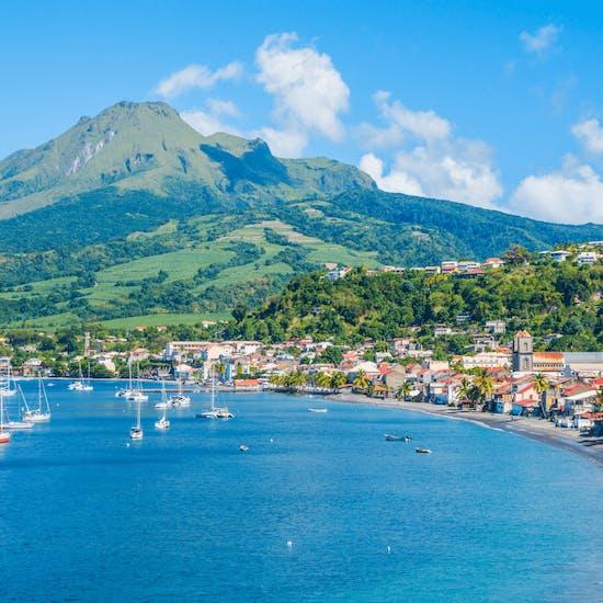 Saint-Pierre vue panoramique