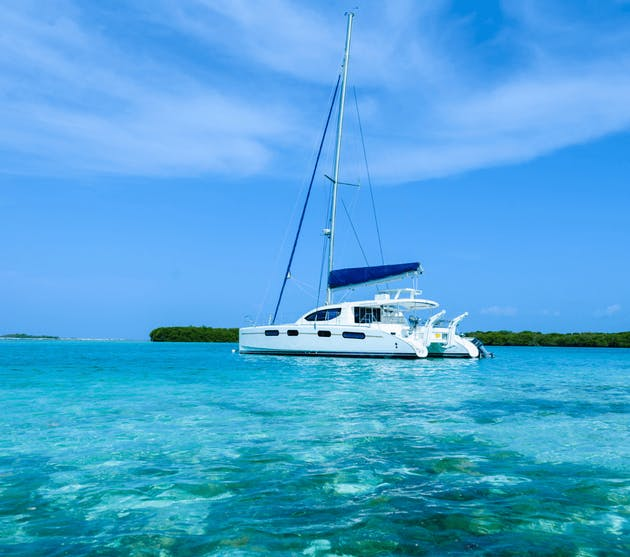 Excursion mer Martinique